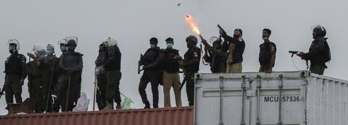 Pakistan : affrontements meurtriers au cours de manifestations d'un parti islamiste interdit