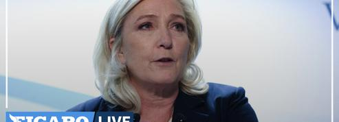 Présidentielle 2022 : Éric Zemmour n'a «aucune chance» d'atteindre le second tour, selon Marine Le Pen
