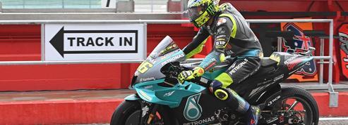 MotoGP : Valentino Rossi, dernier rendez-vous à domicile