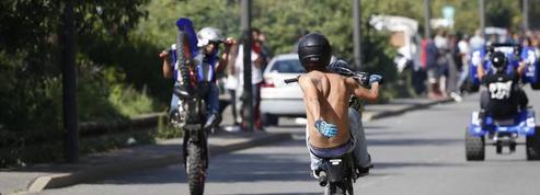 Calvados : un maire reçoit un coup de matraque en voulant arrêter un rodéo urbain