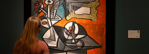 Muse et natures mortes : plus de 108 millions de dollars pour la vente Picasso organisée à Las Vegas