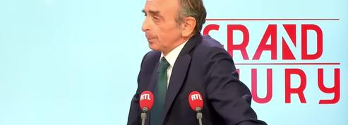 Présidentielle 2022 : Éric Zemmour veut supprimer le permis à points