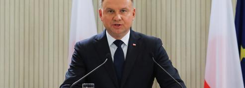 Macron reçoit mercredi le président polonais sur fond de tensions avec l'UE