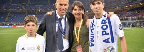 Foot : Elyaz Zidane, fils de Zinédine, marque pour sa première en sélection jeunes