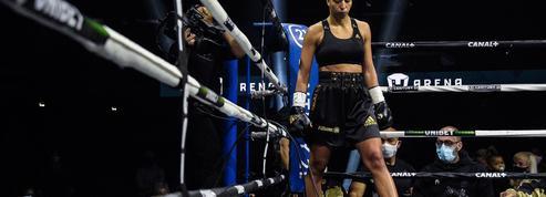 Boxe : Estelle Mossely vise un 2e titre olympique à Paris en 2024