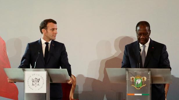 Une réforme du franc CFA a été annoncée samedi.