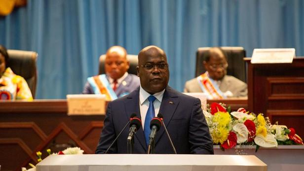 Le chef de l'État Félix Tshisekedi va procéder lundi à la pose de la première pierre pour la construction d'une nouvelle usine de production d'eau potable de la Regideso.
