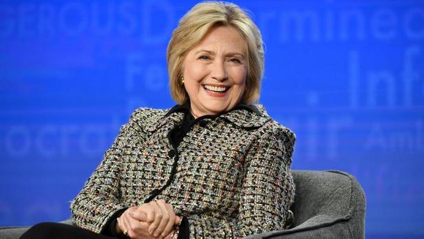 Hillary Clinton a pris soin de ne jamais prononcer le nom de Donald Trump.