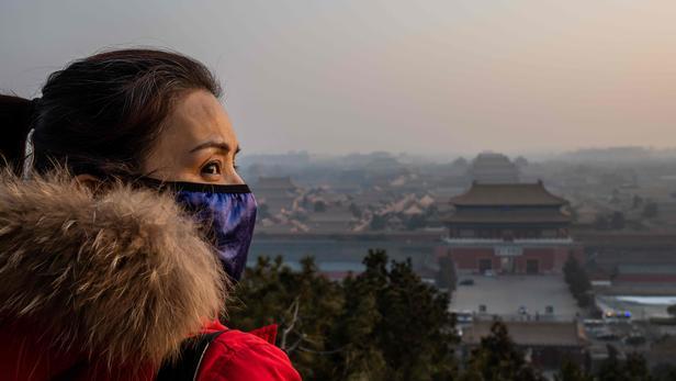 À Pékin, courant janvier.