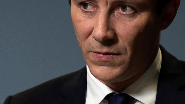 Benjamin Griveaux le 14 février 2020 à Paris