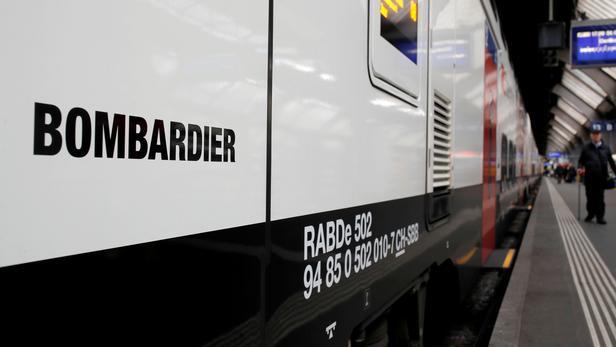 Bombardier dit vouloir se recentrer sur son activité d'aviation d'affaires et utiliser le produit de la cession pour accélérer son désendettement.