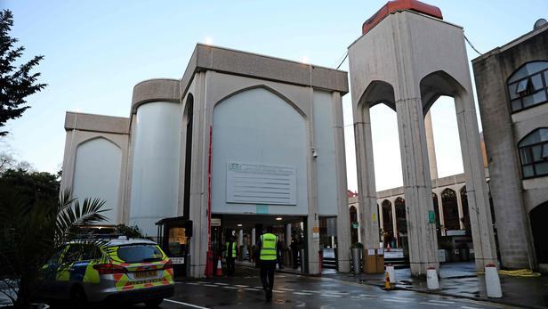 La mosquée de Regent's Park.