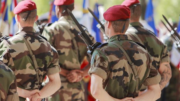 Le soldat décédé appartenait au 1er régiment de hussards parachutistes de Tarbes. (Photo d'illustration)