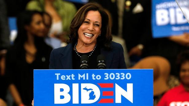 Kamala Harris a été choisi par Joe Biden pour être sa colistière.
