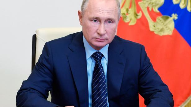 Le président russe a annoncé mardi que la Russie aurait développé un premier vaccin contre le Covid-19. SPUTNIK / via REUTERS