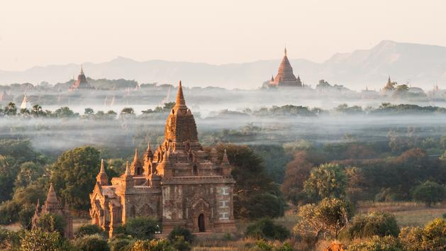 Mogok avec Joseph Kessel, Rangoun avec Guy Delisle… Découvrir la Birmanie en 5 livres