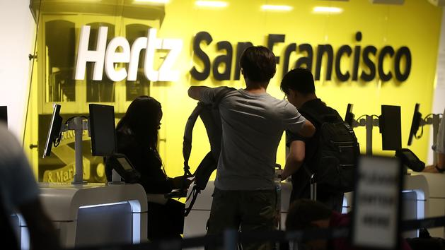 Hertz se déclare en faillite aux Etats-Unis et au Canada