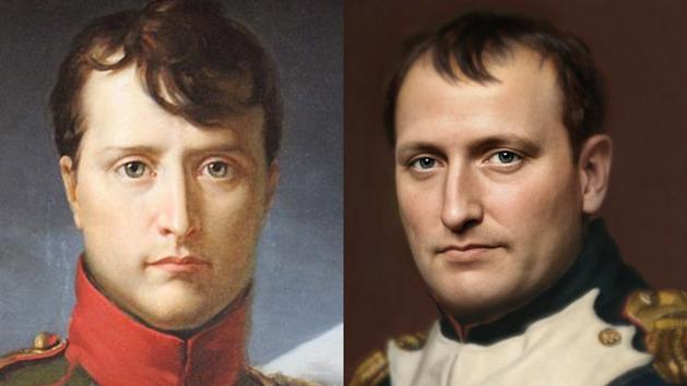 Le vrai visage de Napoléon Bonaparte créé via une intelligence artificielle