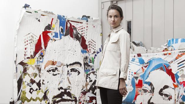 Galerie Magda Danysz : une appli pour se déconfiner