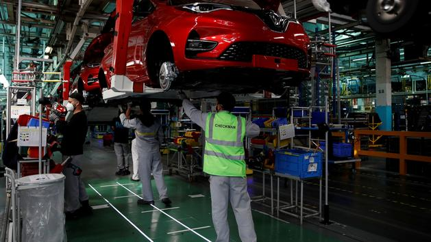 Renault va supprimer 15.000 emplois dans le monde, dont 4600 en France