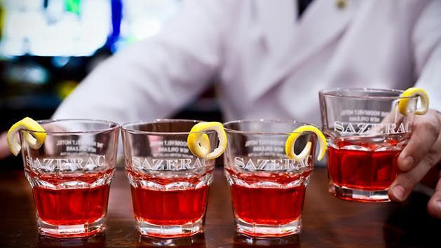 Sazerac, le cocktail de la Nouvelle Orléans