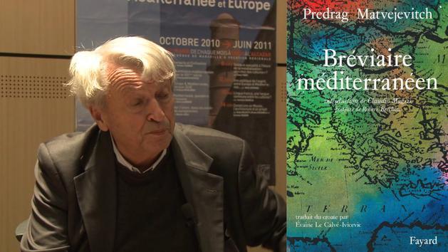 Le prix Jean-d'Ormesson décerné à l'écrivain croate Predrag Matvejevitch