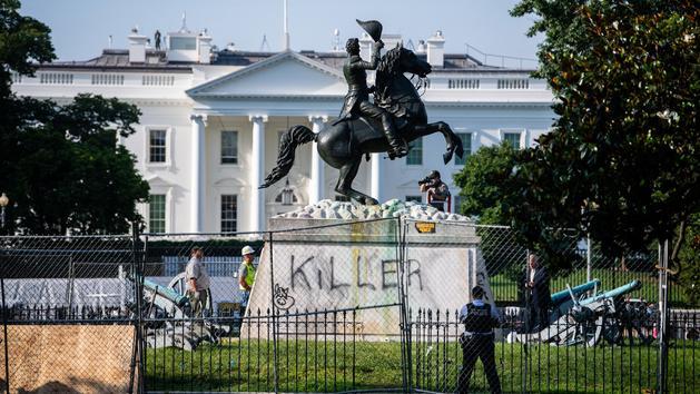 Une unité spéciale aux États-Unis pour protéger les monuments et statues historiques