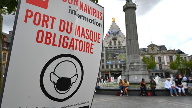 Nancy, Rennes, Marseille, Ajaccio... plus de 1400 communes obligent le port du masque à l'extérieur