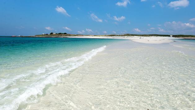 Les 5 plus belles plages de la Bretagne sud