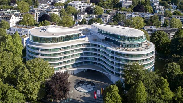 The Fontenay Hotel à Hambourg, l'avis d'expert du Figaro