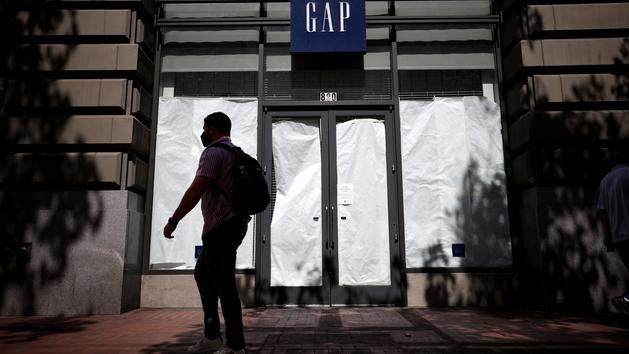 Gap ferme ses magasins en Europe