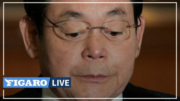 Samsung annonce le décès de son président, Lee Kun-hee