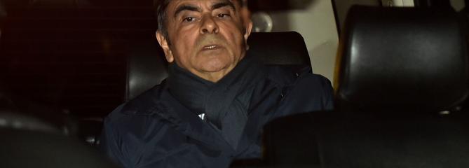 Carlos Ghosn de nouveau inculpé par la justice japonaise
