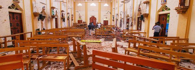 Un Français parmi les morts dans les attentats au Sri Lanka