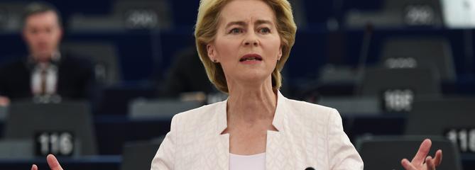 La victoire sans souffle de Von der Leyen à la Commission européenne