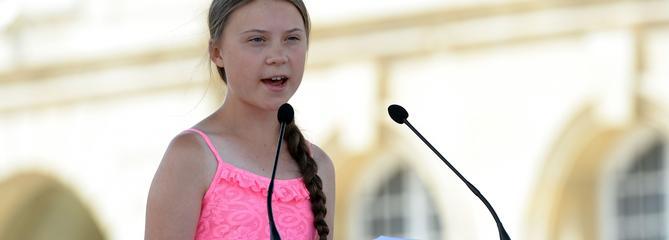 L'invitation de Greta Thunberg à l'Assemblée divise les députés