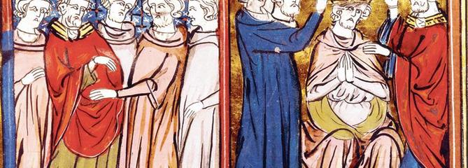 À la découverte des Royaumes latins d'Orient, un monde englouti