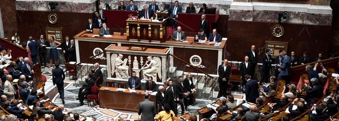 L'Assemblée nationale approuve le Ceta à une courte majorité