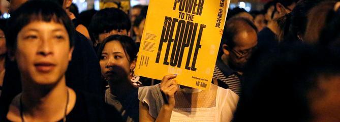 Hongkong : un million de personnes attendues dimanche