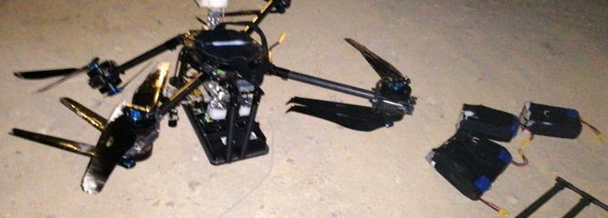 Liban : deux drones tombent dans le bastion du Hezbollah