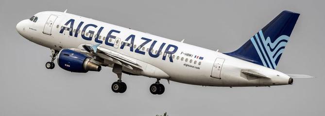 Aigle Azur: quatre offres de reprise en lice, Air France renonce