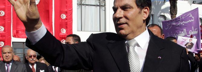 L'ancien président tunisien Ben Ali est mort à 83 ans