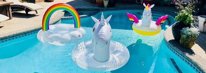 Notre meilleure sélection de piscines et accessoires de piscine pas chers pour cet été !