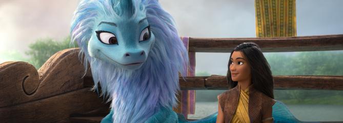 Raya et le dernier dragon, le périple humble et tendre de Disney + à travers l'Asie
