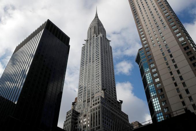 Cette tour mythique est située au coin de la 42ème rue et de Lexington Avenue, un quartier très prisé des touristes.