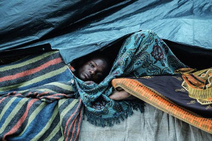 À Buzi au Mozambique.