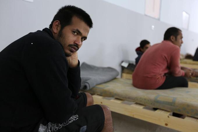 «Si les pêcheurs tunisiens ne les avaient pas vus, (...) nous n'aurions probablement jamais été informés de ce naufrage», souligne Mongi Slim.