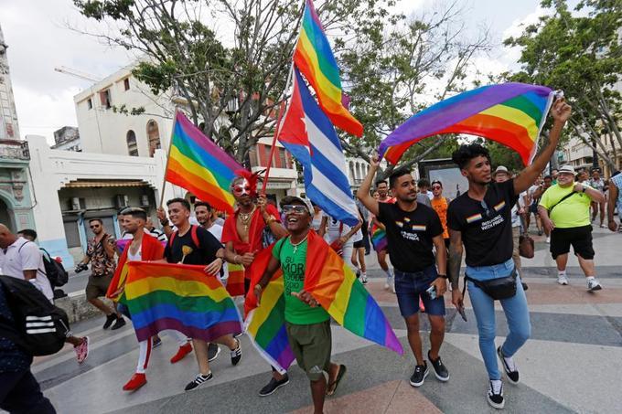 L'appel a participer à cette marche a été lancé sur les réseaux sociaux avec pour solgan «Marchons pour non rêves, pour la diversité, pour une Cuba diverse».