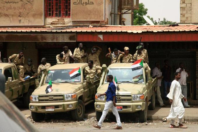 Les manifestants veulent prendre d'assaut le Palais présidentiel — Soudan