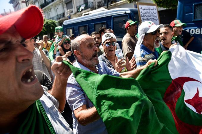 Ils étaient encore une fois très nombreux dans les rues d'Alger ce 16 août.